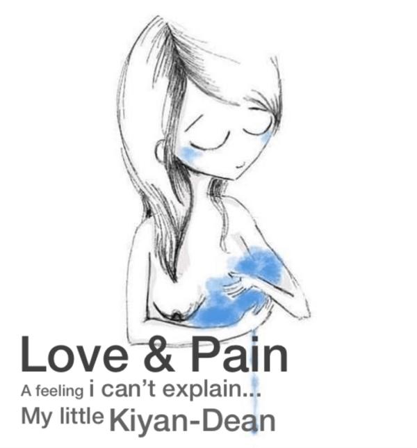 My little Kiyan-Dean Alexander